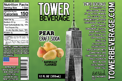 Tower Beverage Pledges Sales Share With 9/11 Charities As Sodas, Flavoured Waters Launched photo