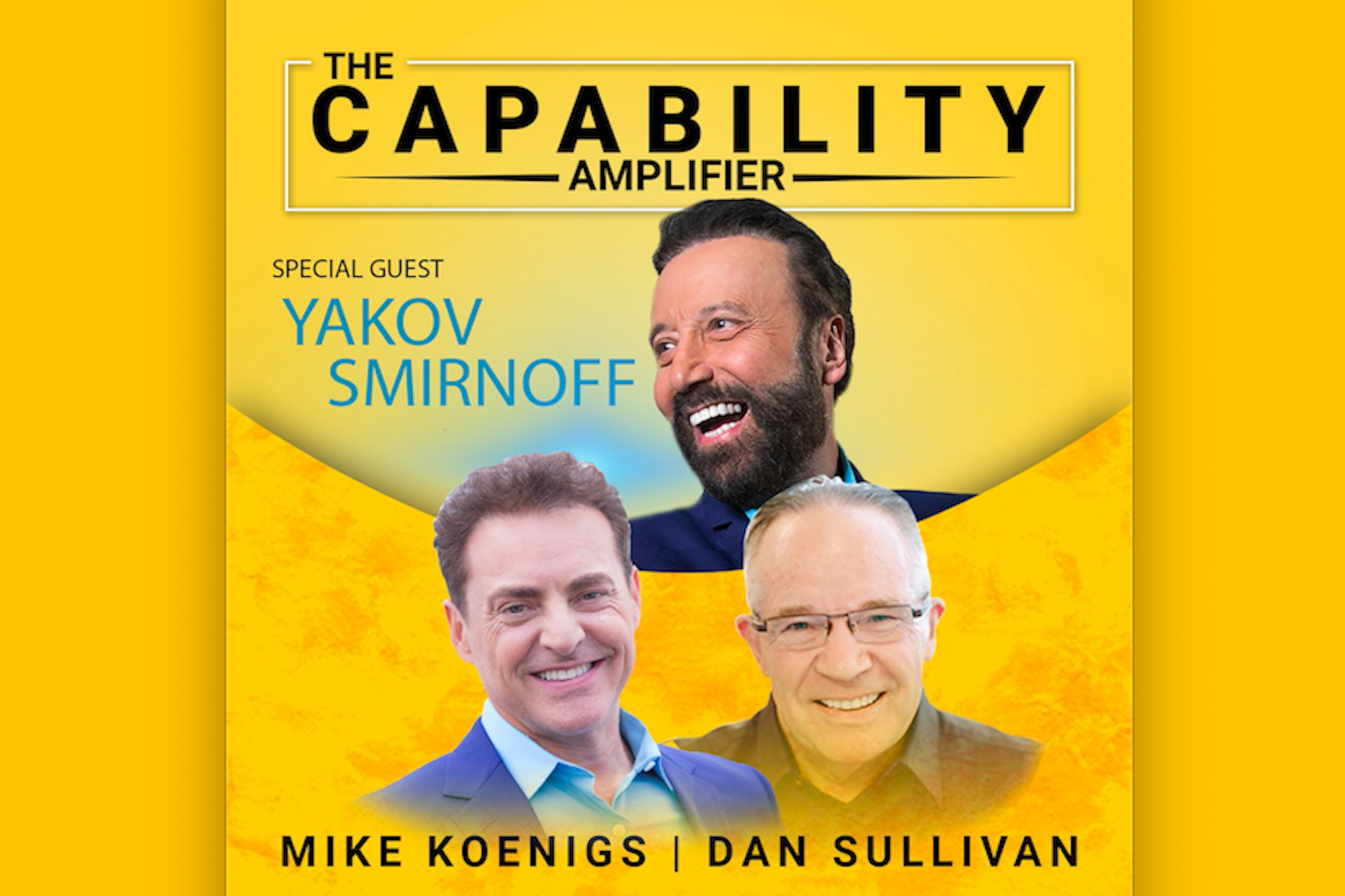 """what A Country!"" Making America Laugh Again With Yakov Smirnoff photo"