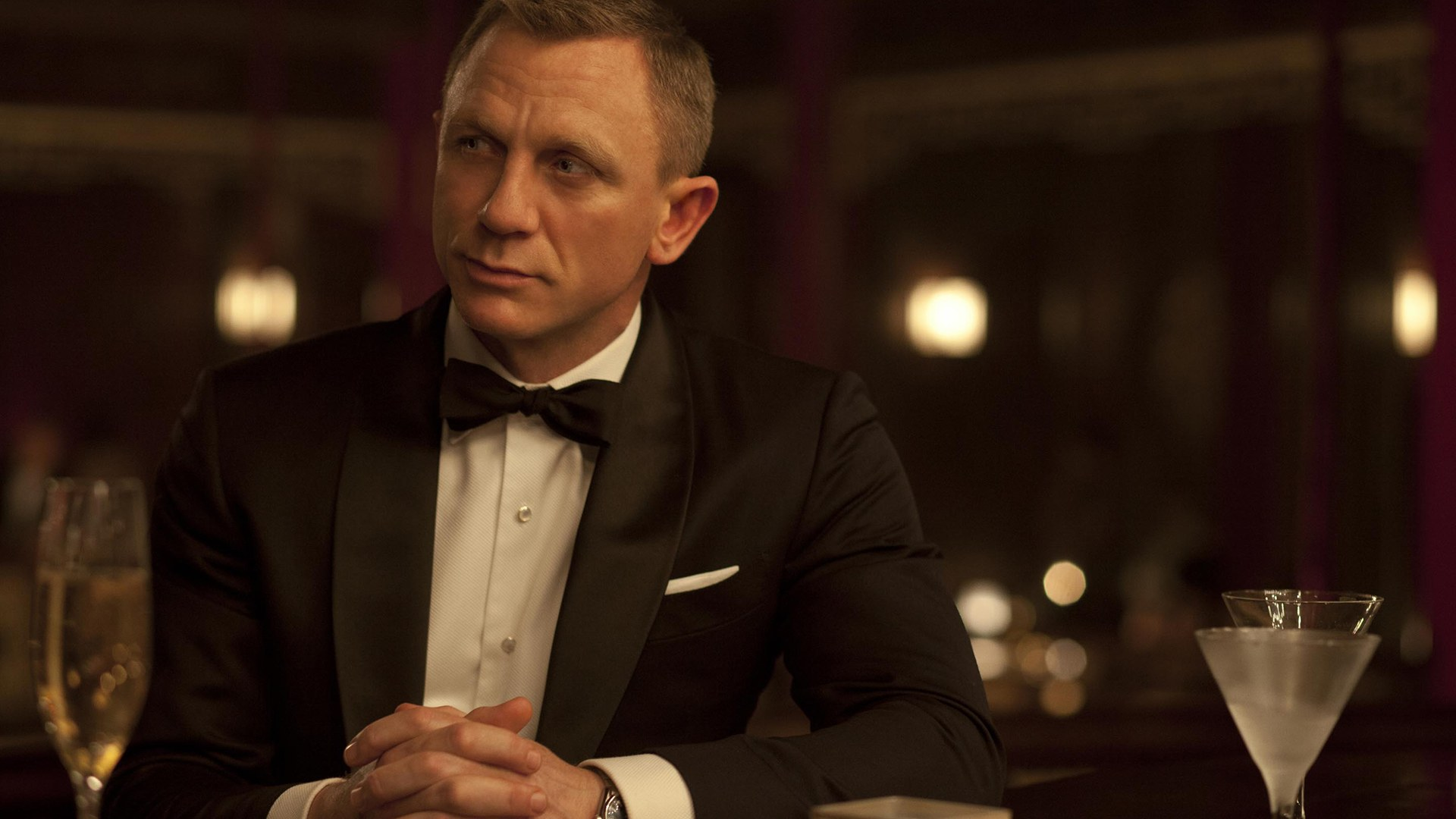 Even James Bond Is Doing Dry January, Apparently photo