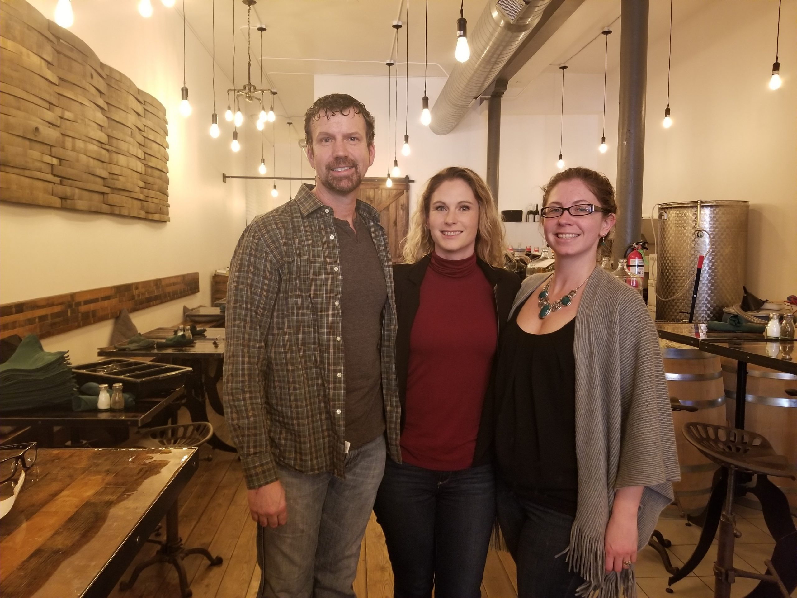 Deep Roots Winery Moves In With Bierstadt And The Rackhouse photo