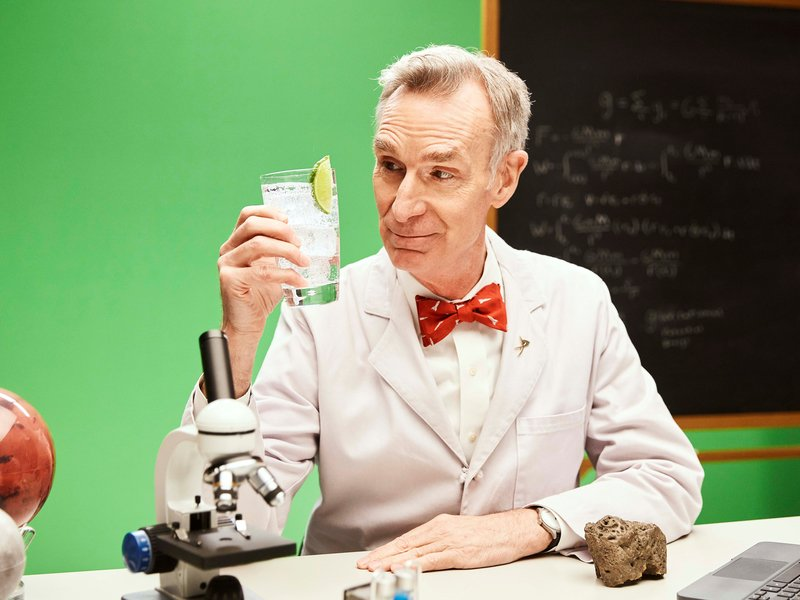 Sodastream Taps Bill Nye The Science Guy To Tease Its Super Bowl Ad photo