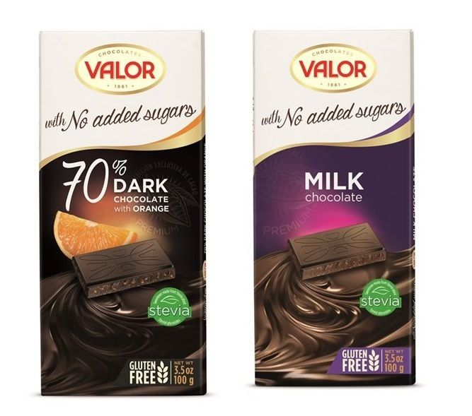 Spanish Chocolate Brand Valor Arrives In Sa photo