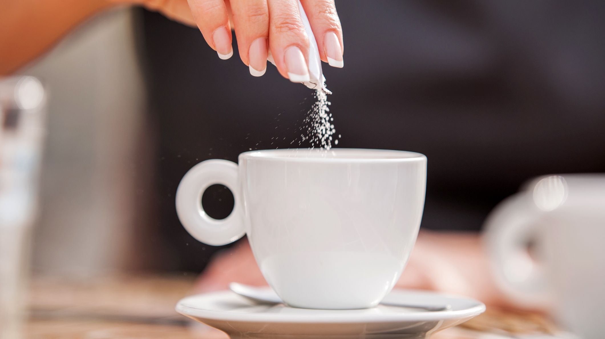 If You Drink Your Coffee With Sugar, Here's Why You Should Always Add It First photo