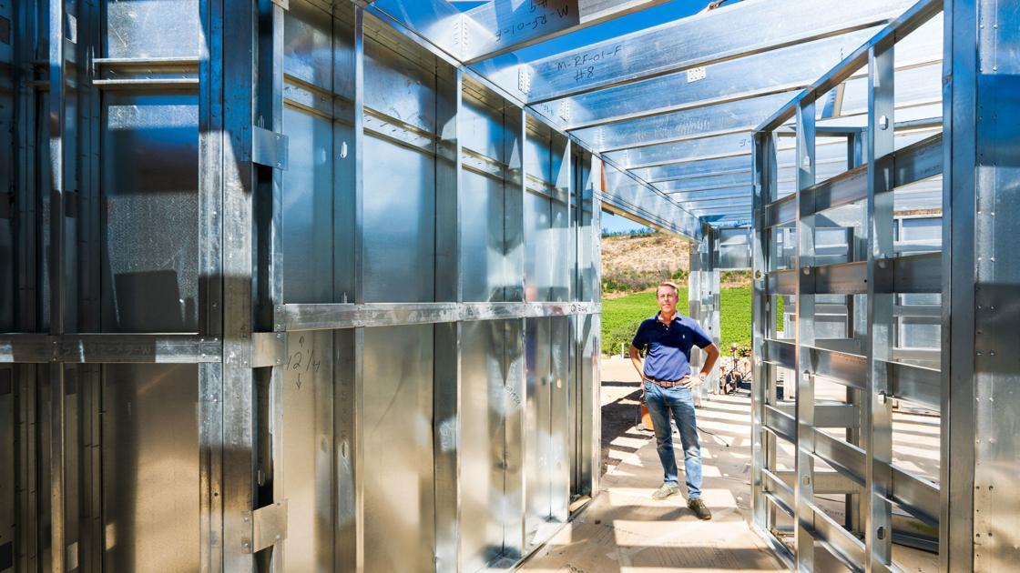 Napa Valley?s Hesperian Wine Follows Its Own Star photo