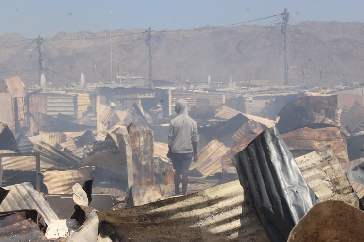 Dozens Of Cape Town Pupils Without Uniforms, Stationery After Devastating Fire photo