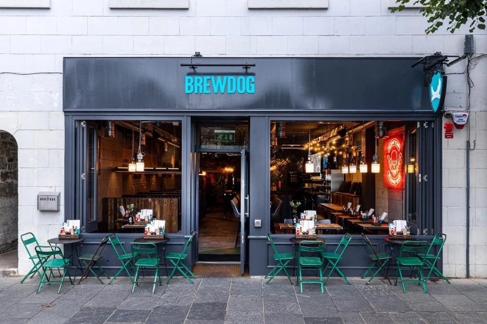 Brewdog Isn't Punk Any More photo