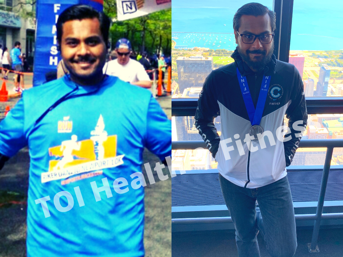 Weight Loss Story: ?i Lost 41 Kilos In 7 Months By Doing Hiit? photo