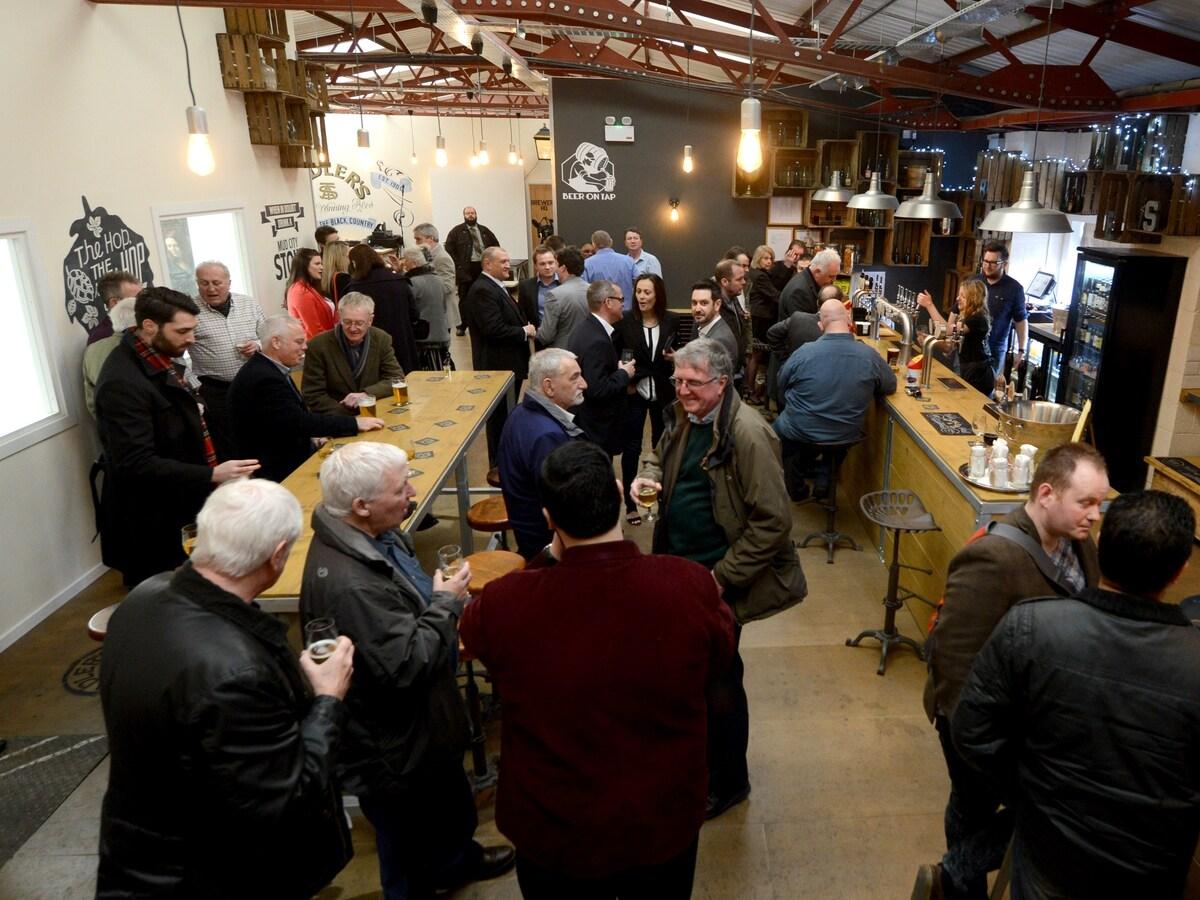 Sadler's Brewhouse And Bar Closing This Weekend As Peaky Blinder Ales Move North photo