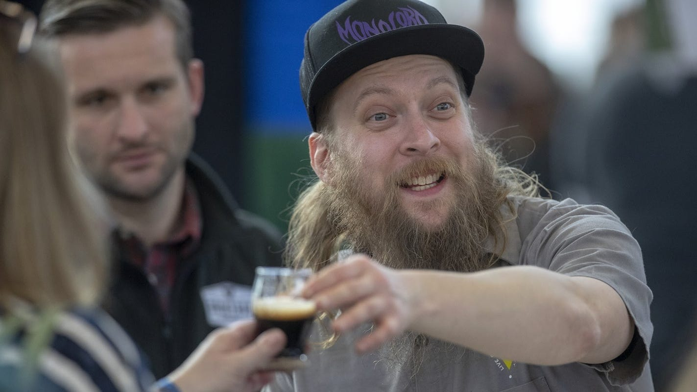 Snickerdoodle? Strawberry Peach? Slushy Styles? The Winterfest Beer Festival Has It All photo