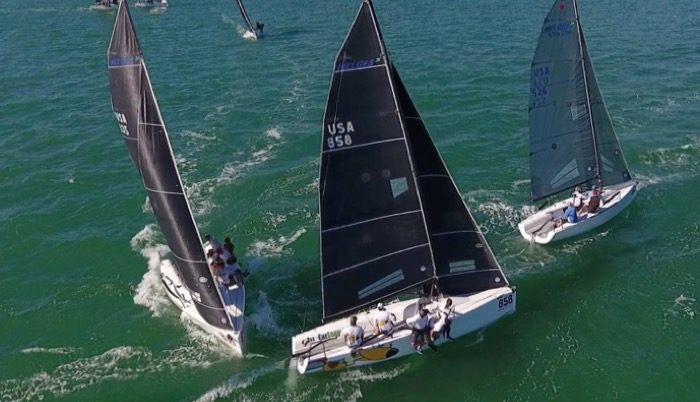 Strong Cast At Bacardi Winter Series >> Scuttlebutt Sailing News photo