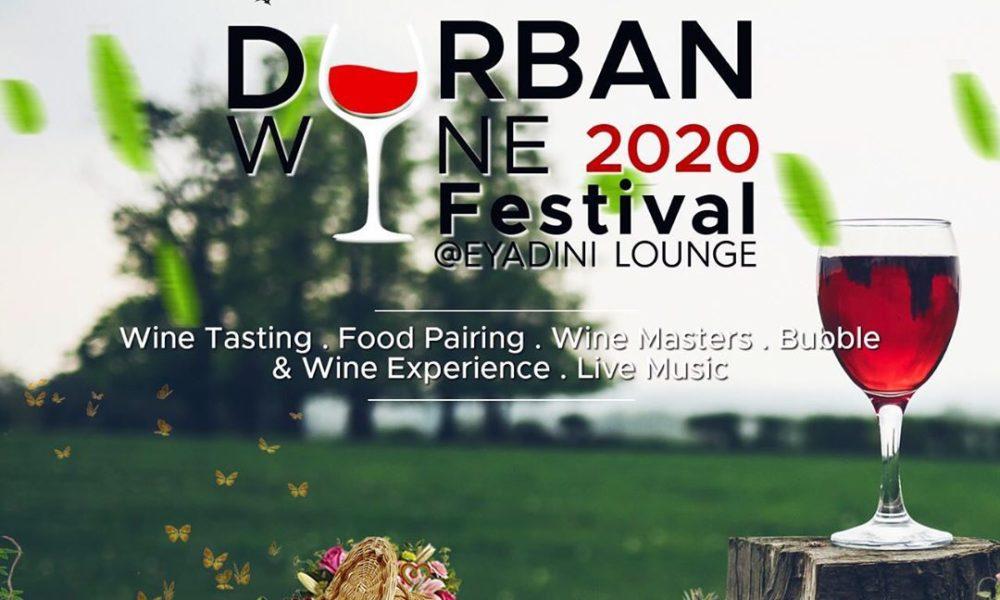 Eyadini Lounge To Host 2020 Durban Wine Festival photo