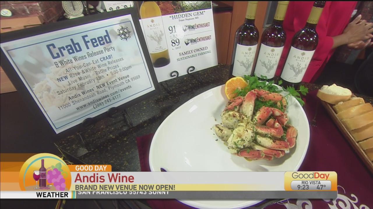 Andis Wines' New Event Venue photo