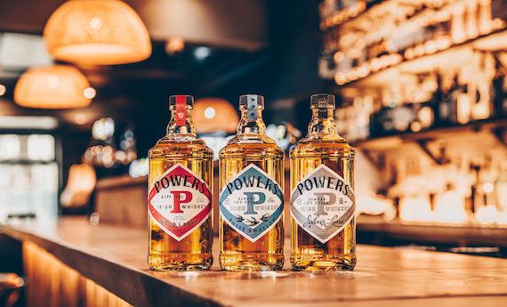 Diamond P: New Look For Powers Irish Whiskey photo