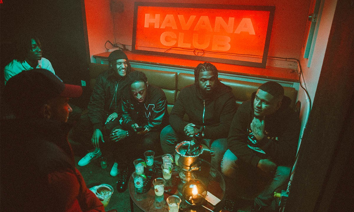 Canadian Hip-hop Duo 88glam Announces Havana Club Collaboration photo
