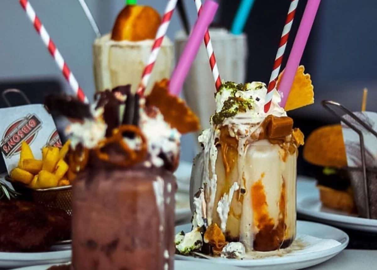 Cape Town Restaurant Sets Guinness World Record With Its Decadent Milkshakes photo
