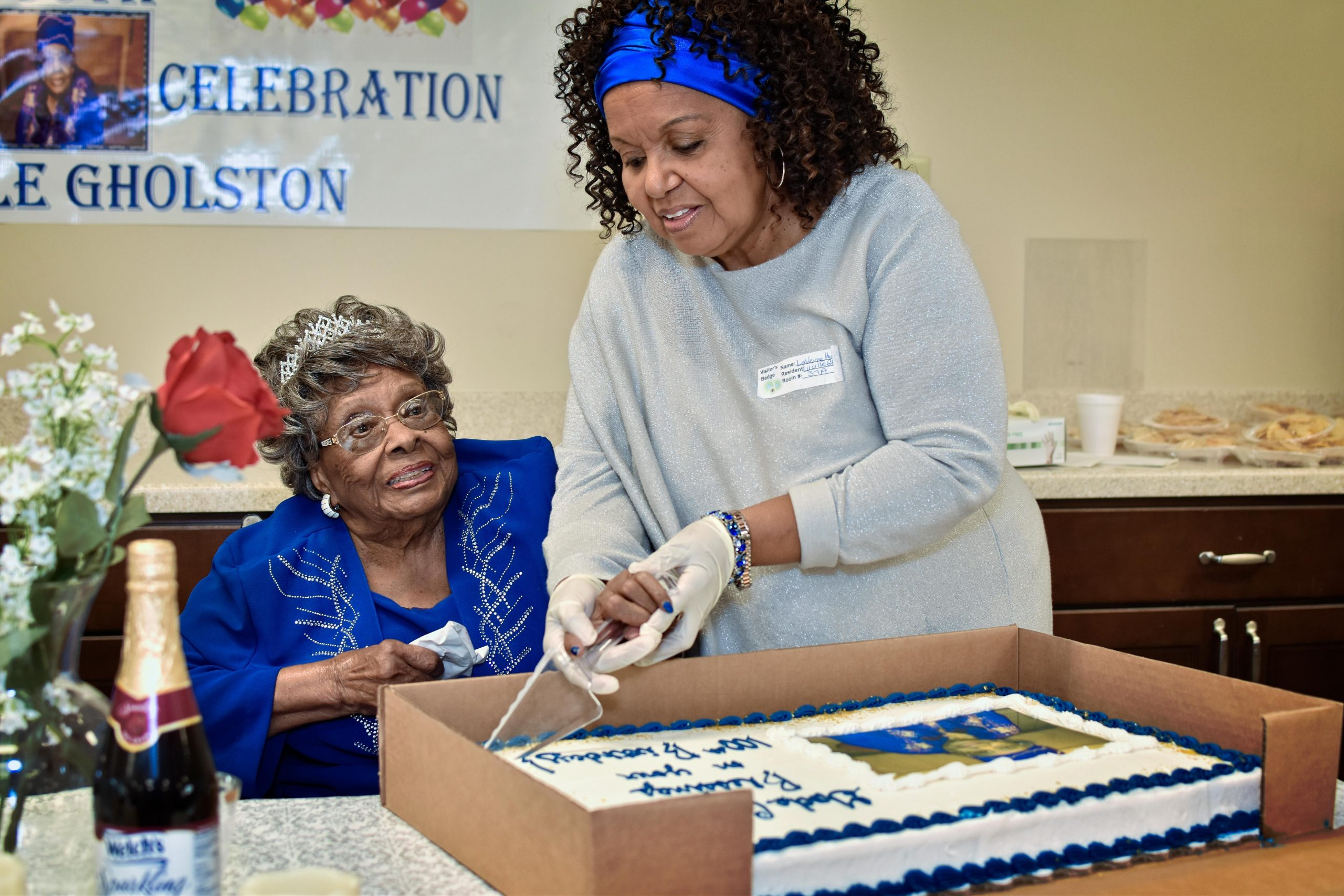 Levine Museum Of The New South Honors Gastonia Woman On 100th Birthday photo
