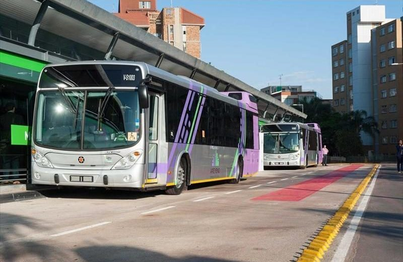 North Brt Route To Be Redirected For Demolition photo