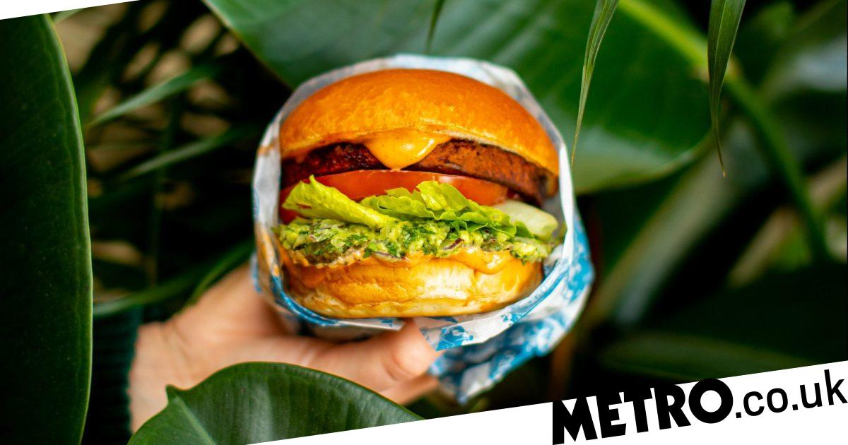 Vegan Burgers Are Now Outselling Normal Burgers At Leon photo