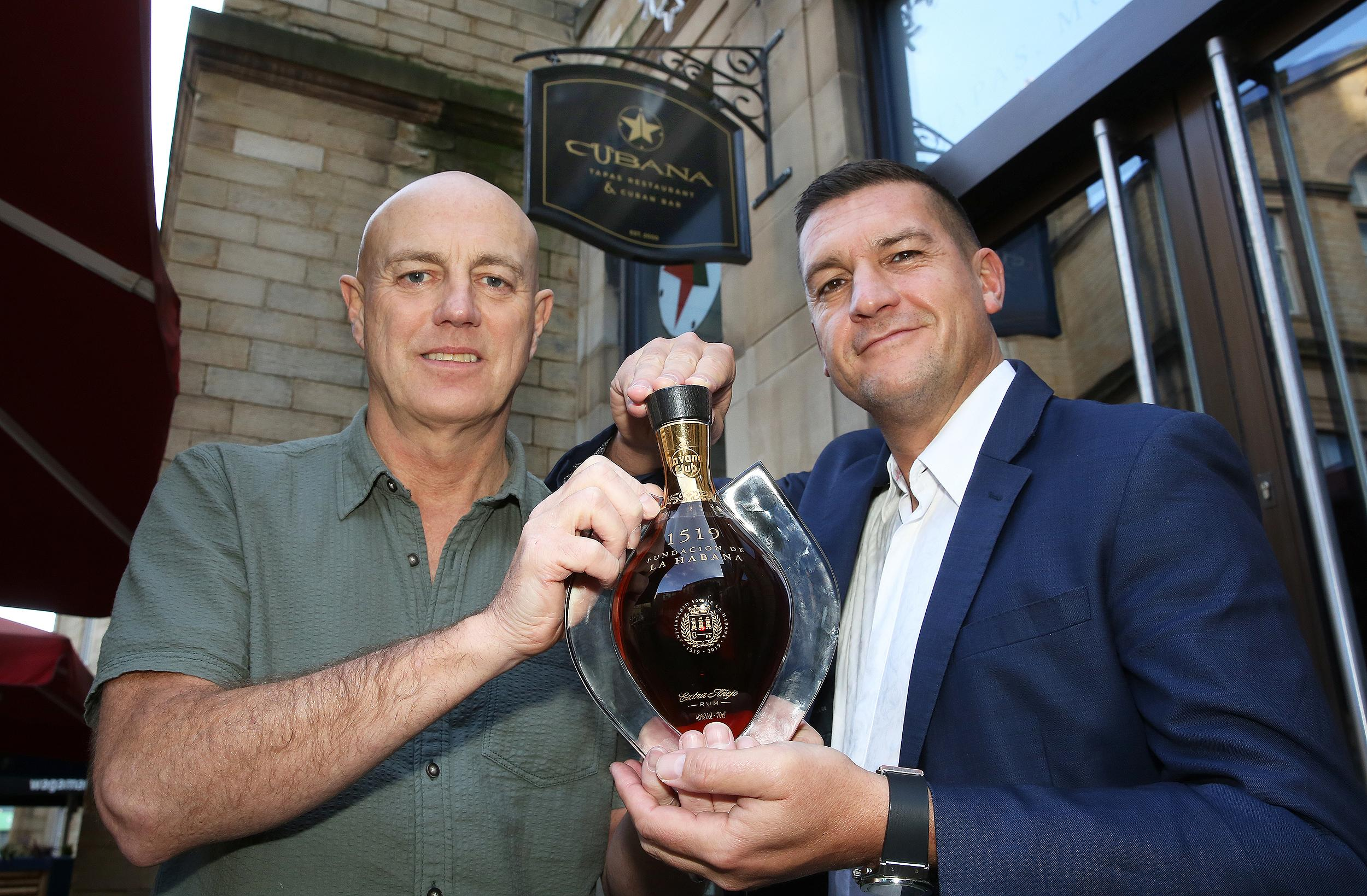 There's Only One Bottle Of This 80-year-old '£250 A Shot' Rum In The Uk photo