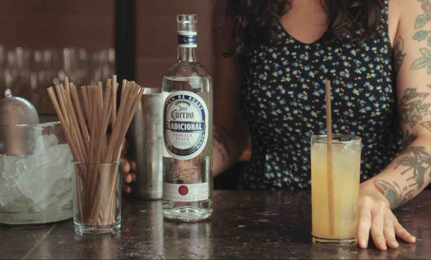 Jose Cuervo Turns Their Agave Tequila Waste Into Durable, Biodegradable Straws photo