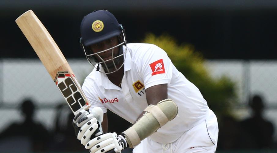 Mathews Hits Double Hundred To Pile Pressure On Zimbabwe photo