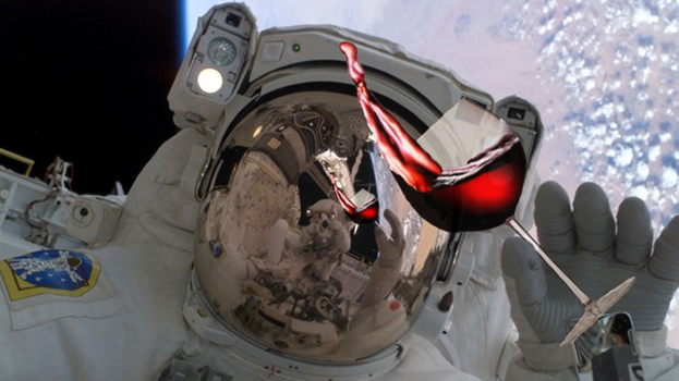 12 Bottles Of Fine French Wine Sent To Space To Age For One Year photo