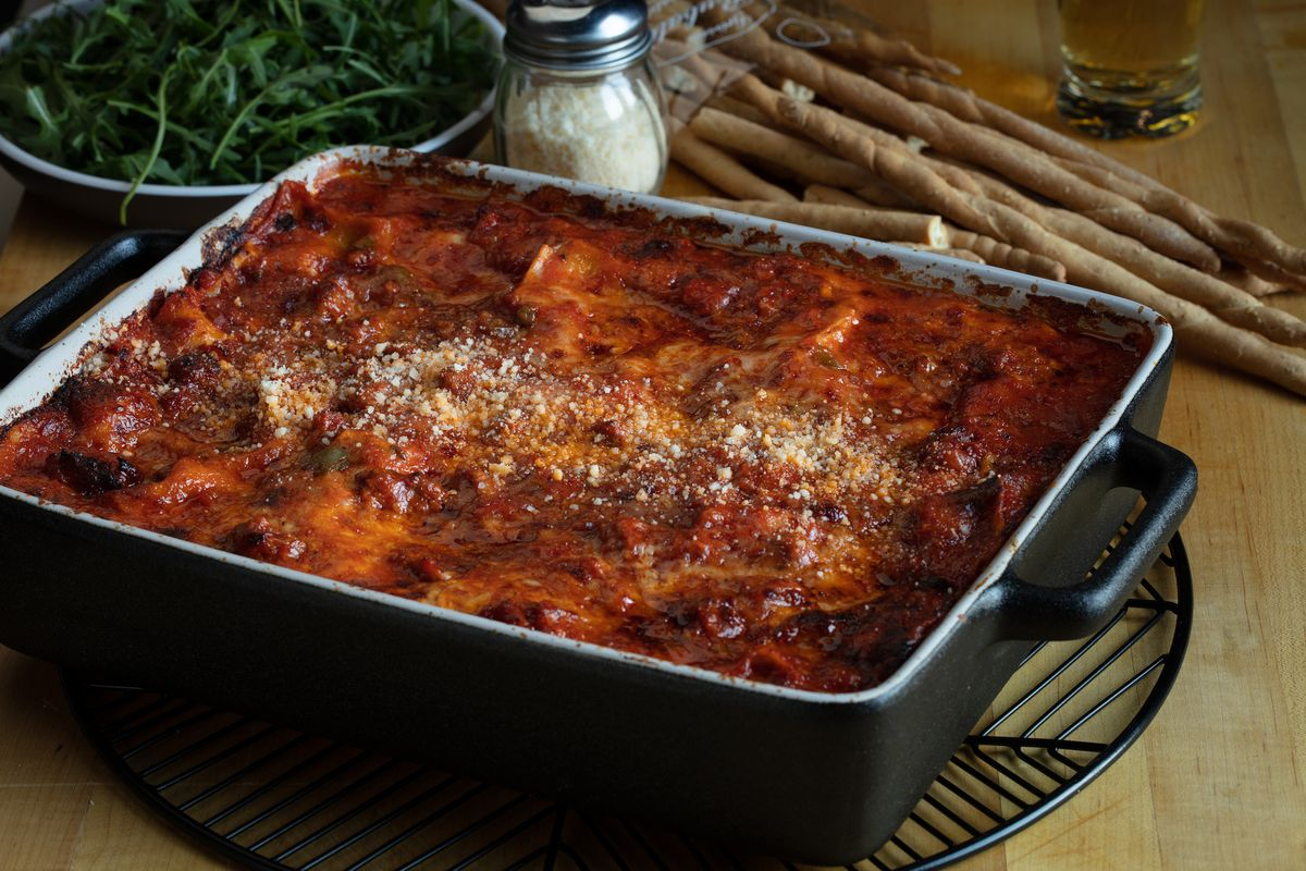 Lasagna Essentials: Break It Down Into The Component Parts For Best Results photo