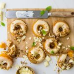Baked Carrot Cake Doughnuts Paired With Riesling photo