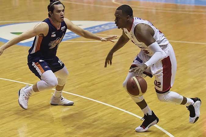 Barangay Ginebra Takes Game One, Seizes Early Series Lead photo