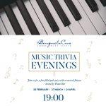 Music Trivia Evenings At Benguela Cove photo