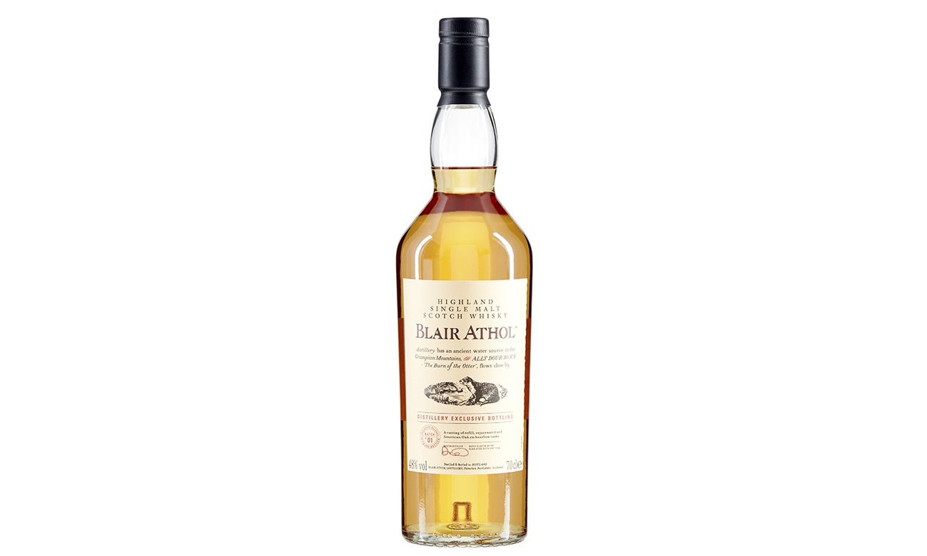 Blair Athol Releases A Distillery Exclusive Whisky photo