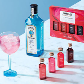 Bombay Sapphire Launches Gin Liqueurs photo