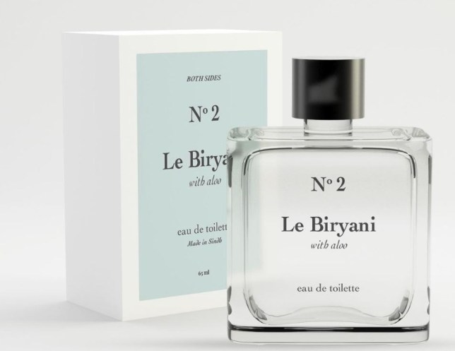 Smell Like Your Ma Se Biryani With This Perfume Made For Indian Food Lovers photo