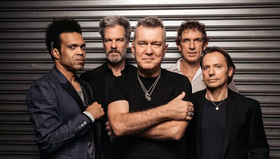 """Cold Chisel Concert Cancelled Over """"hazardous"""" Conditions photo"""