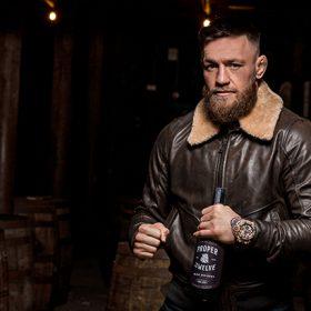 Conor Mcgregor?s Proper No. Twelve Whiskey Joins Us Delivery Platform photo