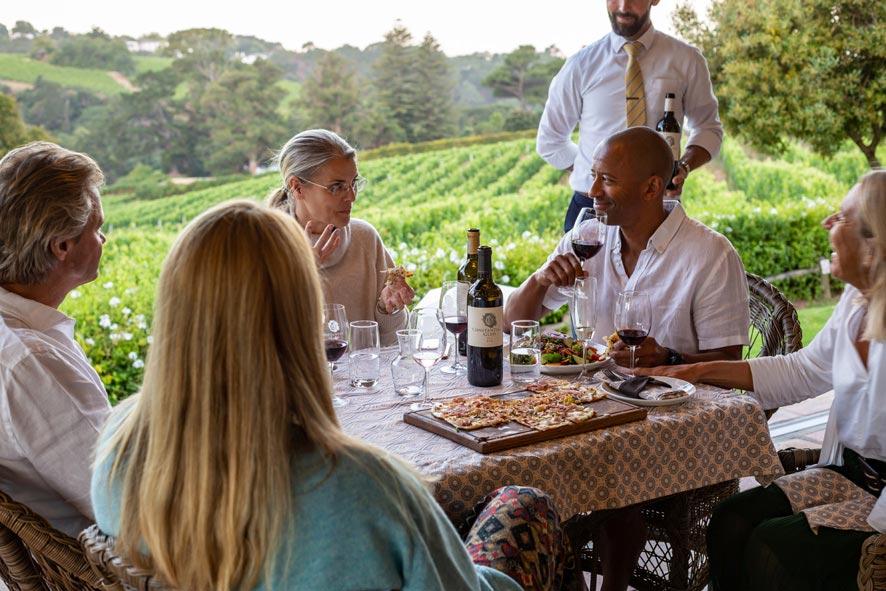 Constantia Glen Evolves Into A Relaxed Dinner Destination photo