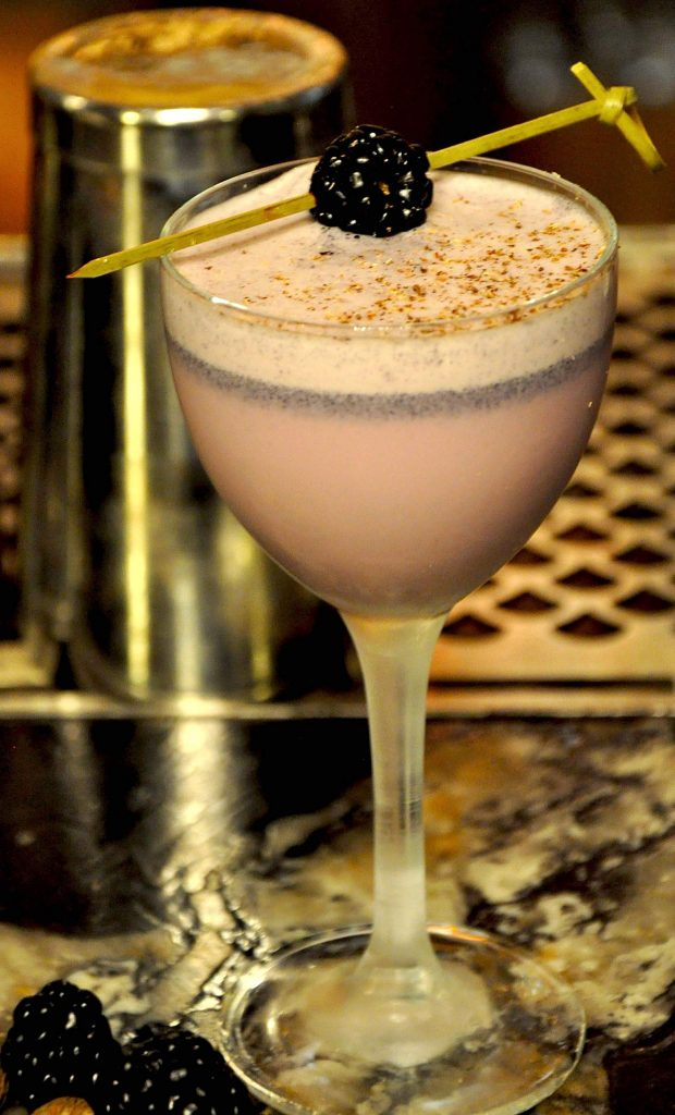 Lake Tahoe Drink Of The Week: The Community Speakeasy?s Nuts And Berries photo