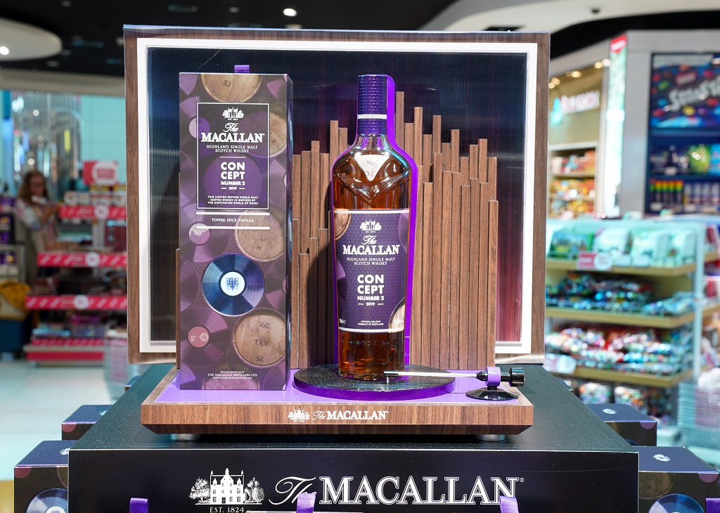 The Macallan Launches Concept Number 2 photo