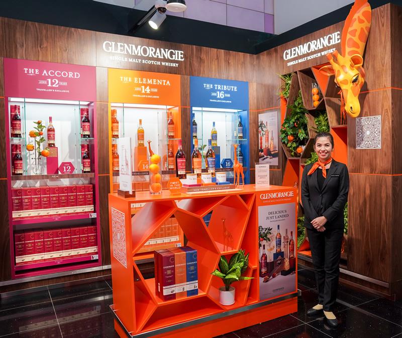 Shining A Light On Expertise: Glenmorangie Celebrates Craft With Travel Retail-exclusive Trio photo