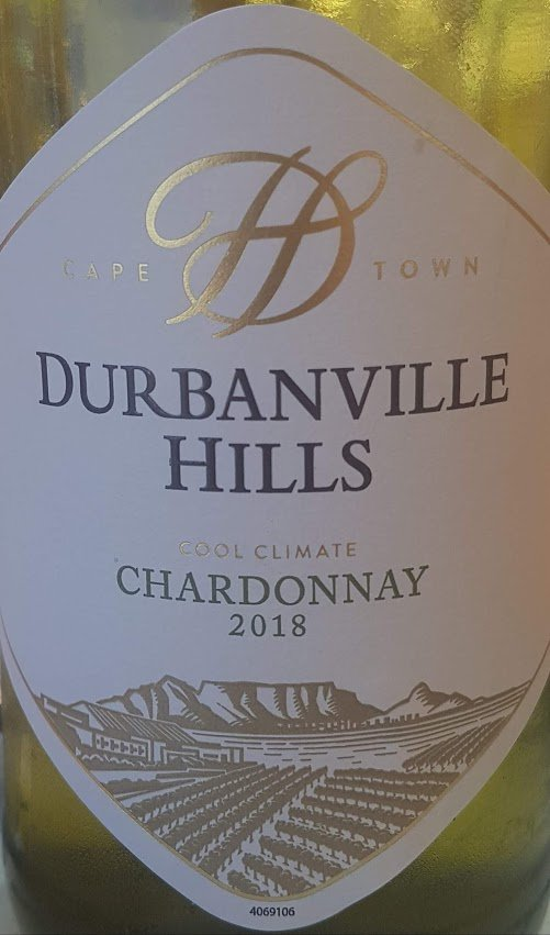 Durbanville Hills Chardonnay 2018 photo