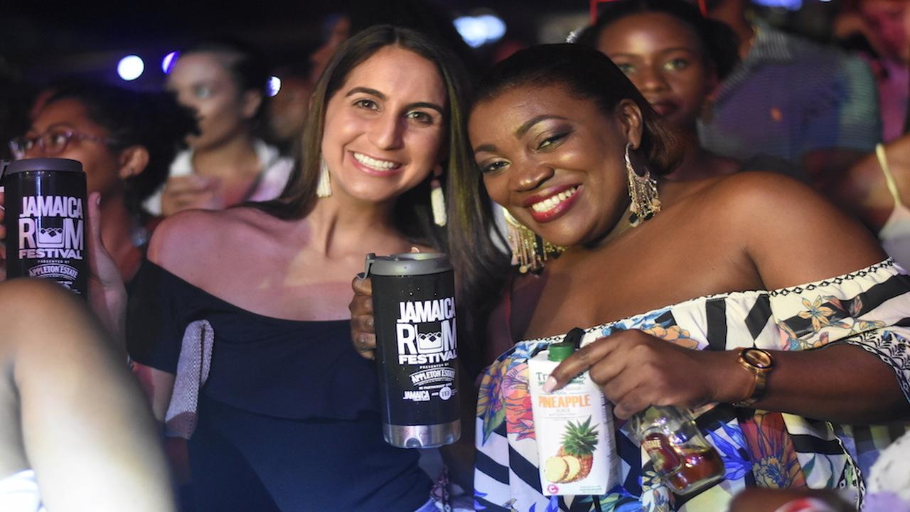 Live Entertainment For Jamaica Rum Festival photo
