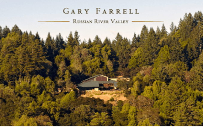 Gary Farrell Winery Partners With Vintus! photo