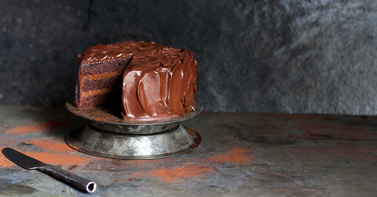 A Round-up Of Our Favourite Chocolate Cake Recipes photo