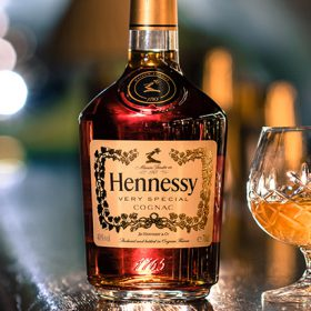 Hennessy Cognac Hits Eight Million Cases photo