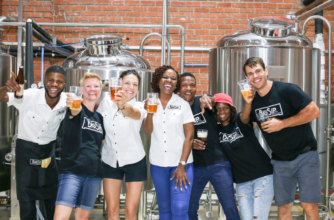 Botswanas Beer Pioneers photo