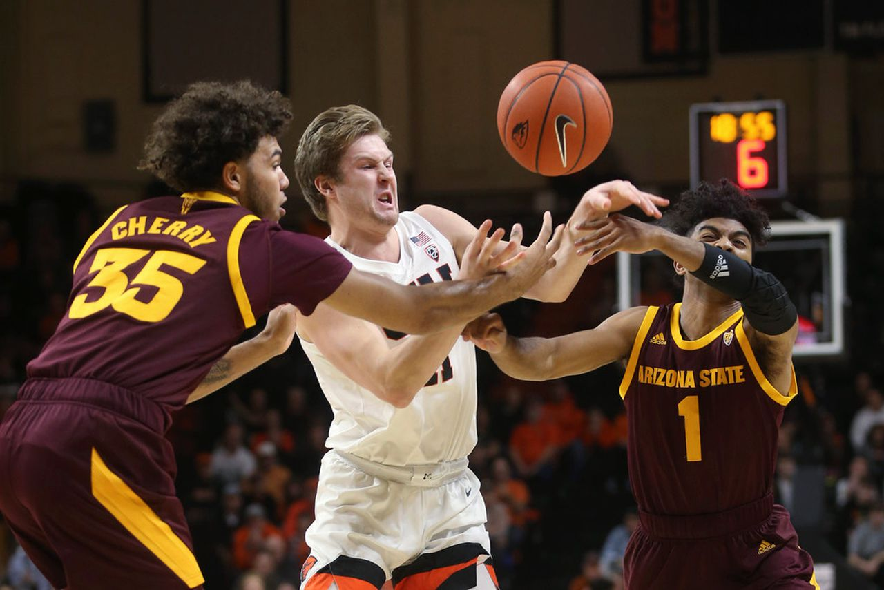 Arizona State, Remy Martin Too Much For Oregon State In An 82-76 Win: Game At A Glance photo