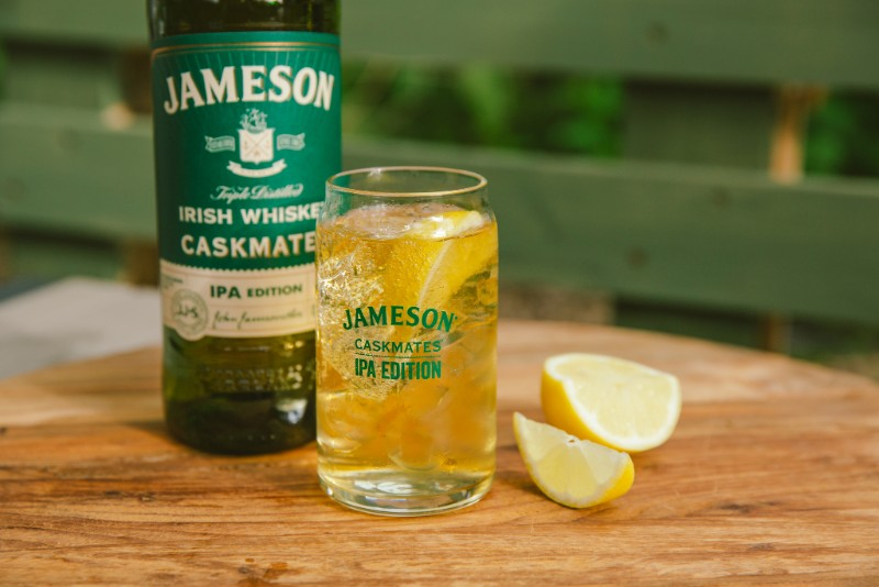 Jameson IPA and Tonic Fun And Refreshing Jameson Whiskey Cocktails To Try Out This Summer