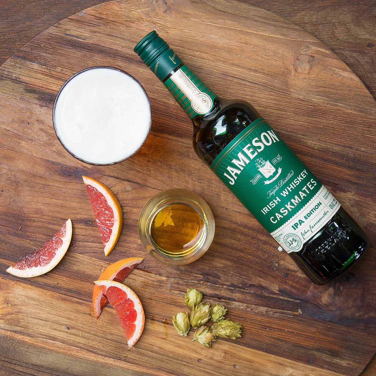 Fun And Refreshing Jameson Whiskey Cocktails To Try Out This Summer photo