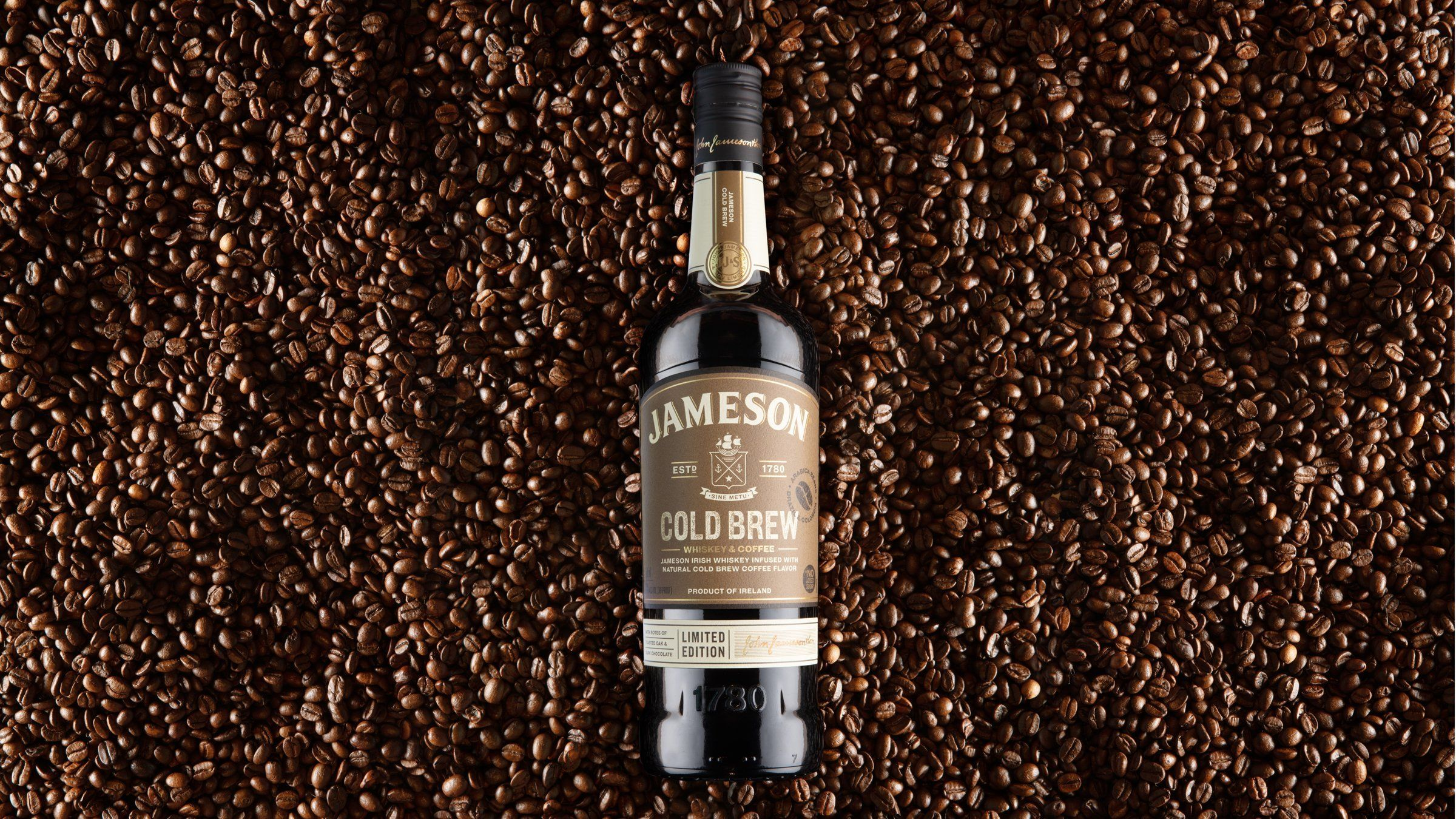 Jameson Release New Limited-edition Cold Brew photo