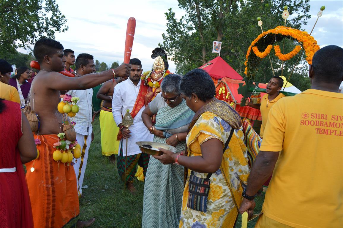 Thaipoosam Kavady Festival Taking Place Soon photo